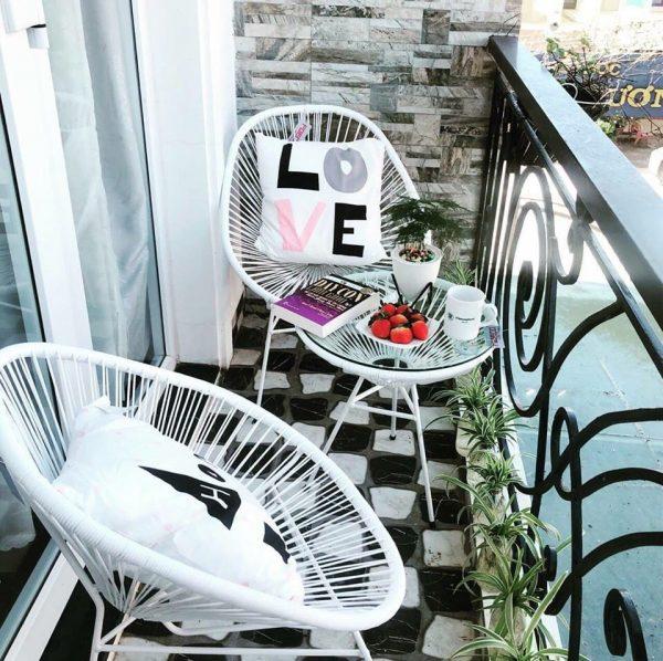 Bộ bàn ghế Acapulco
