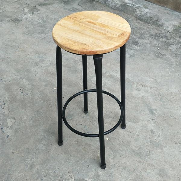 Mặt gỗ được làm từ gỗ cao su tự nhiên 100%