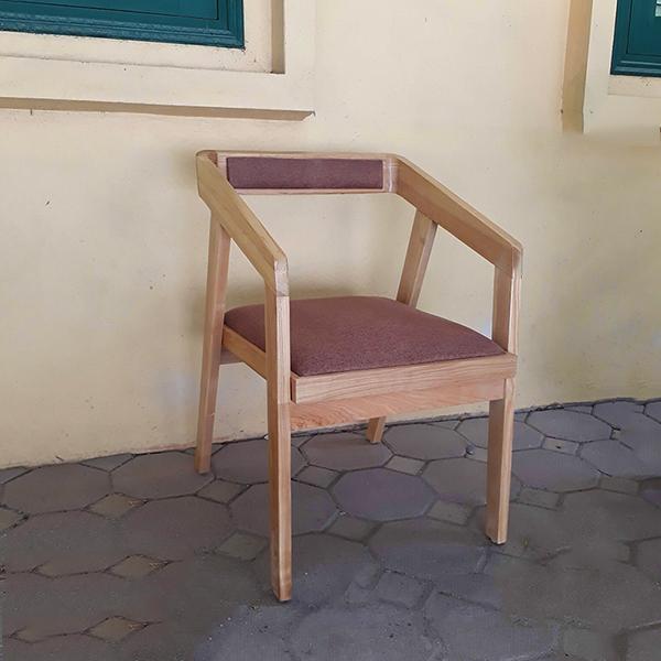 ghế katakana bọc nỉ