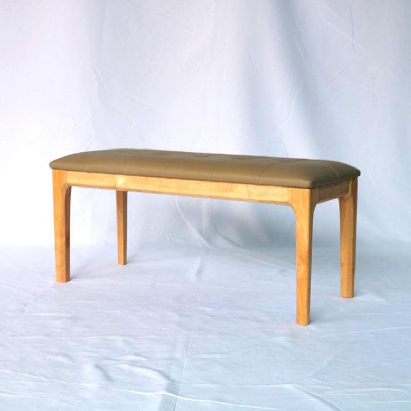 Ghế băng gỗ tự nhiên