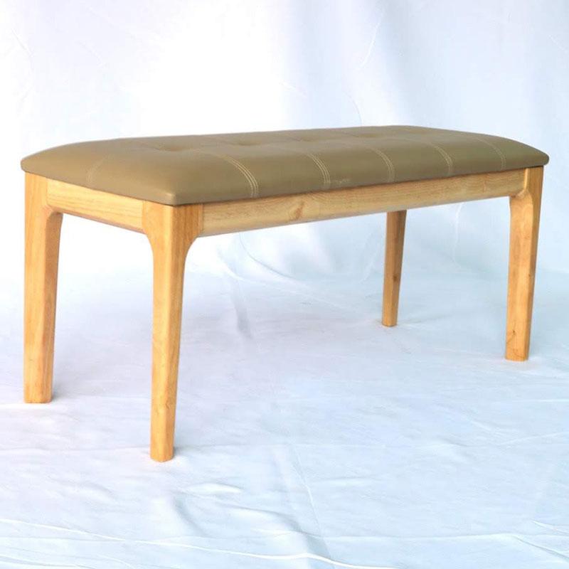 Ghế băng gỗ cao su