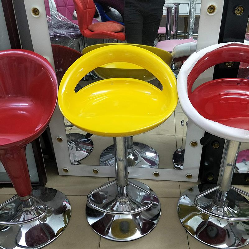 Ghế bar cao cấp lưng nhựa khoét