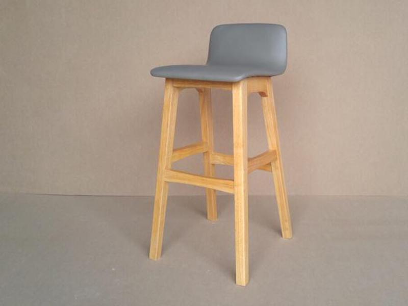 Ghế bar gỗ tự nhiên Nội Thất Đại Lợi