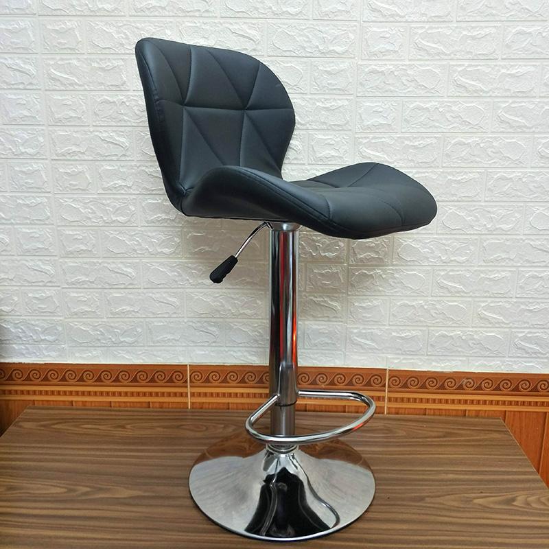Ghế quầy bar Eames kachi màu đen