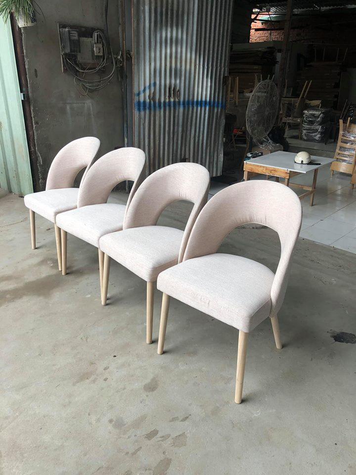ghế ăn cafe collin của badova