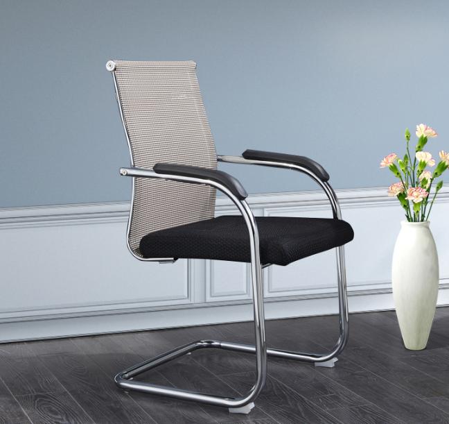 Ghế lưới chân quỳ được yêu thích lựa chọn sử dụng cho phòng họp