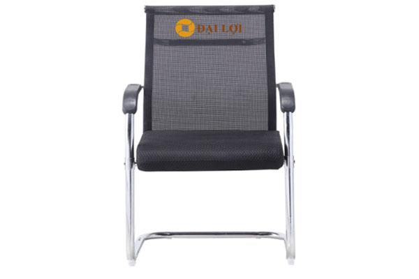 Mặt trước của ghế AGL102Q thiết kế sang trọng, kiểu dáng mới