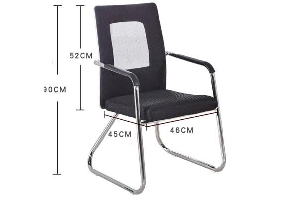 Kích thước ghế chân quỳ VT1