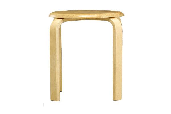 Ghế đẩu gỗ tự nhiên