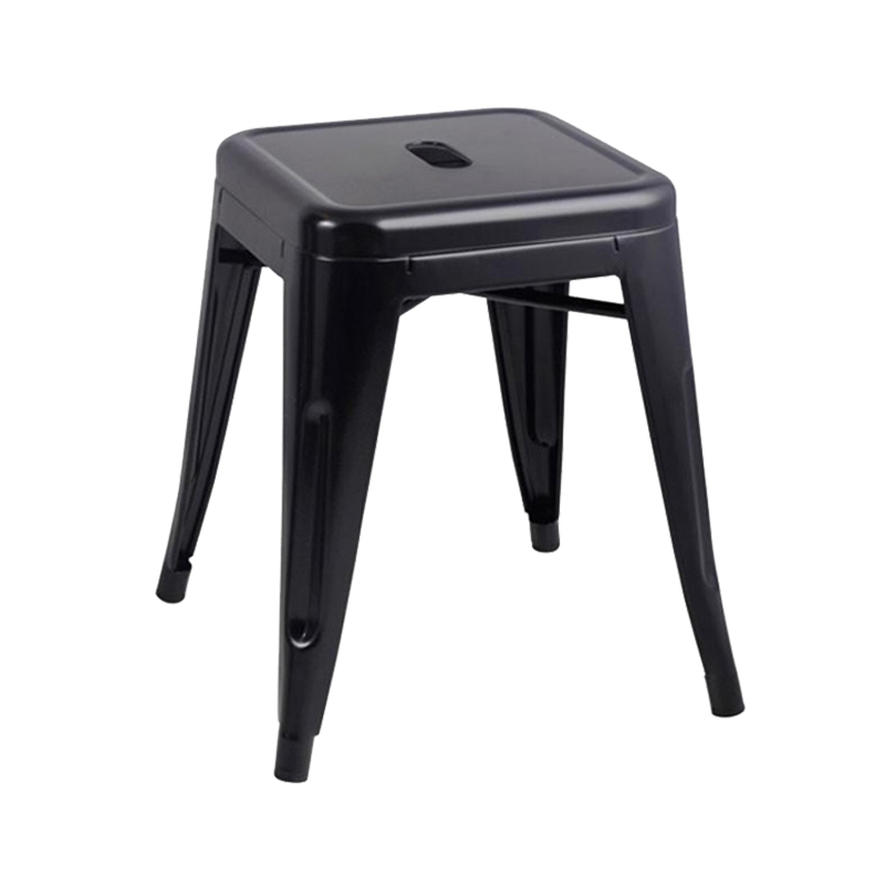Ghế tolix đôn màu đen