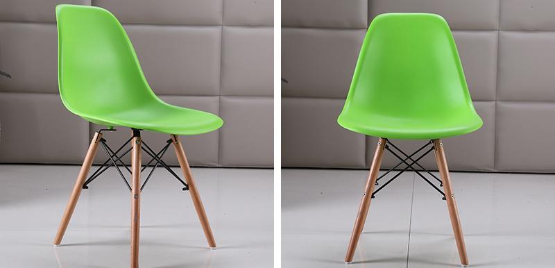Ghế eames màu xanh lá cây ( Green Eames Chair)