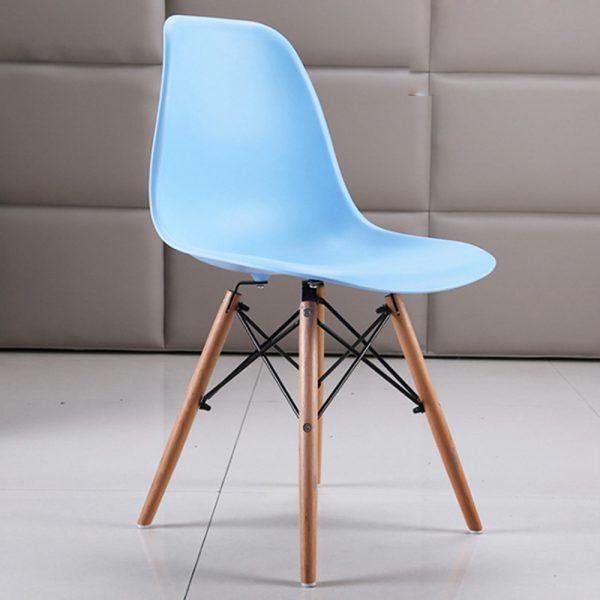 Ghế Eames màu xanh dương