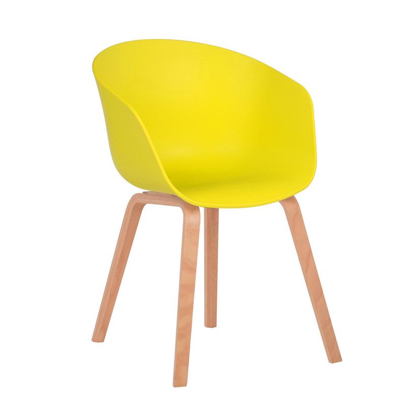 Ghế Hay chân sắt giả gỗ siêu đẹp