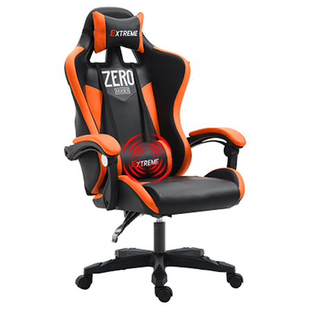 Ghế Gaming Zero S BLACK ORANGE