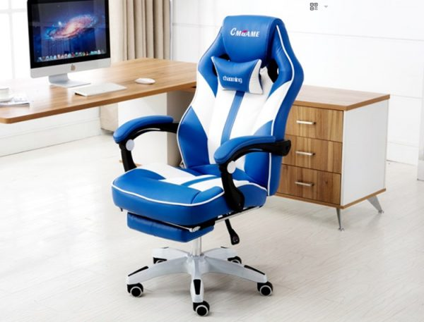Ghế Gaming CMGame Chaoming Blue White