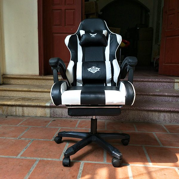 Ghe gaming winner white black