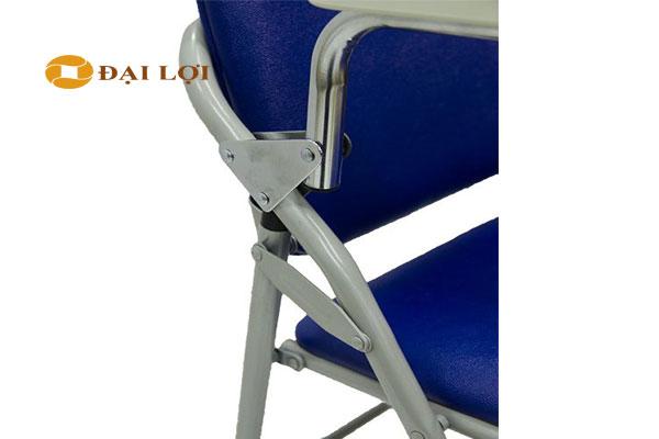 cấu tạo khớp lối Ghế G04B chân sơn tĩnh điện