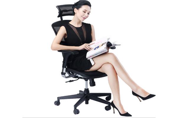 Ghế giám đốc lưới GL324 hiện đại năng động phù hợp với các CEO trẻ văn phòng công nghệ, các công ty Starup
