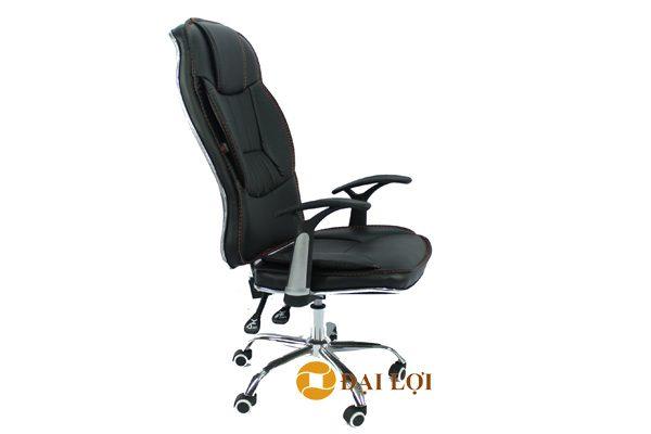 ghế giám đốc cao cấp nhập khẩu GGD05-DEN Mặt bên
