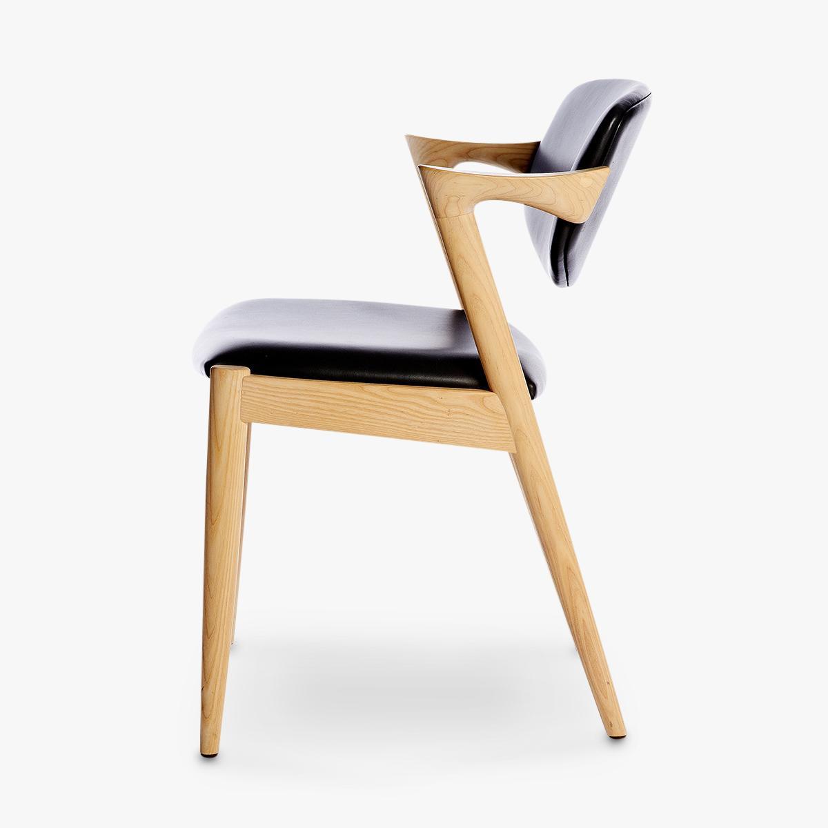 Ghế Kai gỗ tần bì màu tự nhiên