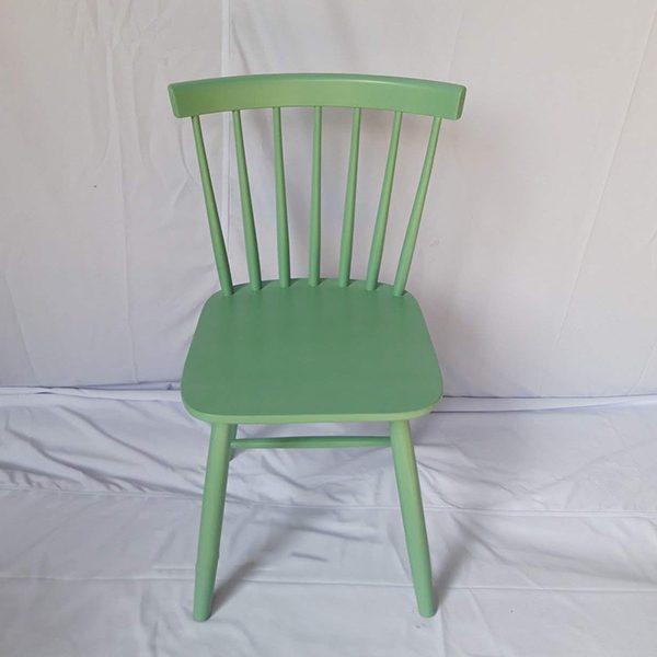 Ghế Pinnstol màu xanh