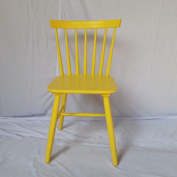 Ghế Pinnstol màu vàng