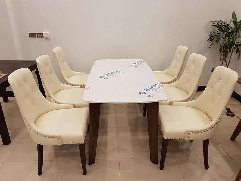 Ghế sheraton còn được dùng làm ghế ăn