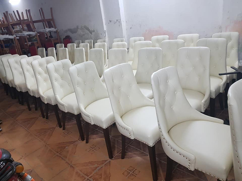 Ghế Sheraton tại nội thất Đại Lợi
