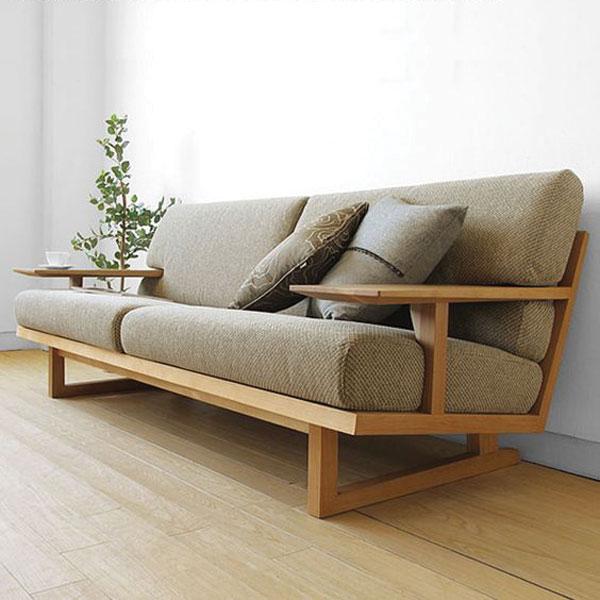 Ghế sofa gỗ