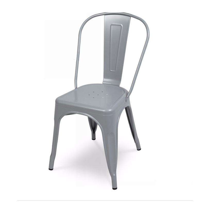 Ghế tolix T1 màu xám