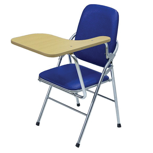 Mẫu số 7 ghế gấp liền bàn văn phòng G04 của Hòa Phát