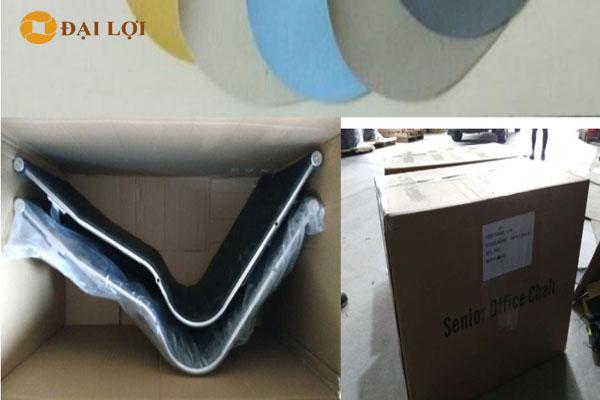 Đóng gói vận chuyển ghế xoay GL212