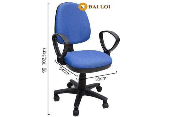 Ghế SG550 màu xanh
