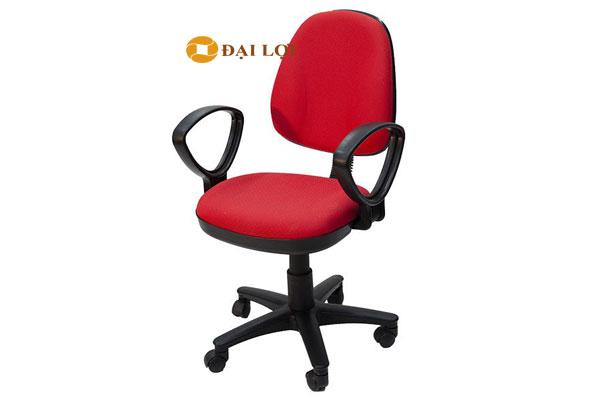 Ghế SG550 màu đỏ tươi, nhỏ gọn bắt mắt dễ vận chuyển độ bền cao