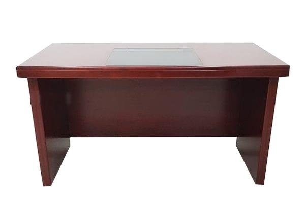 Mặt sau bàn giám đốc hiện đại 1m4 BGD-1M4N02