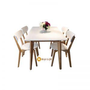 Bộ bàn ăn hiện đại Moontrap