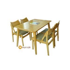 Bộ bàn ghế ăn hiện đại Osaka