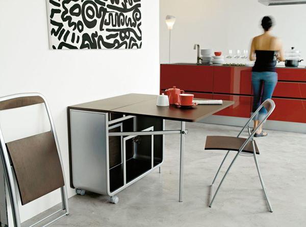 Giải pháp bàn ghế thông minh cho chung cư