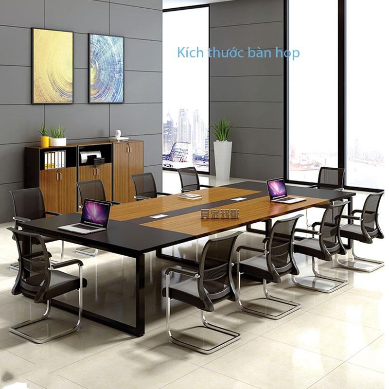 Kích thước bàn phòng họp