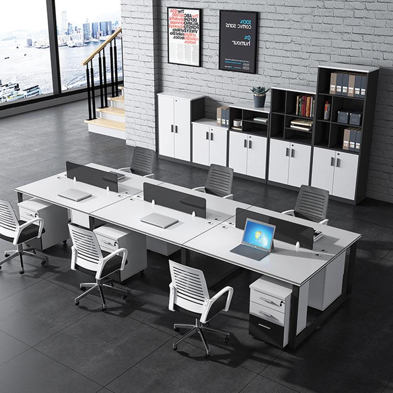 Kích thước bàn làm việc 10 người