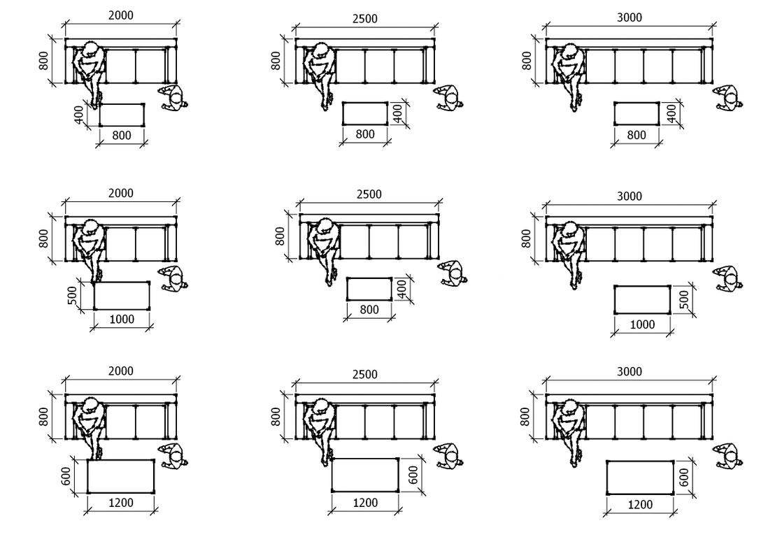 Những nguyên tắc về kích thước ghế sofa mà bạn cần biết