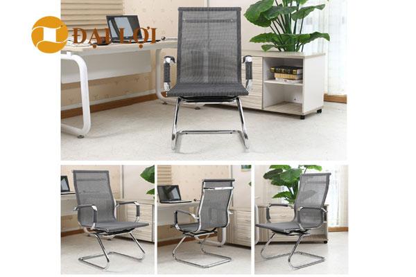 ghế chân quỳ phòng họp làm việc GL410 có nhiều màu sắc khác nhau để khách hàng lựa chọn sao cho phù hợp với văn phòng mình nhất.