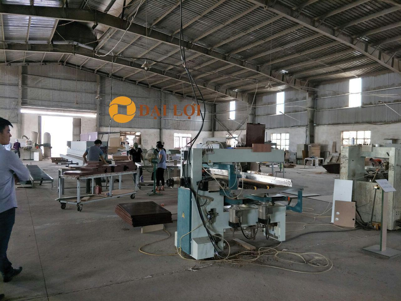 Xưởng sản xuất nội thất của Siêu Thị Nội Thất Đại Lợi
