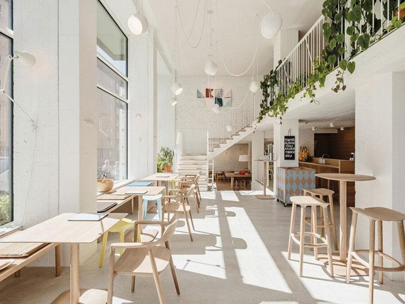 Những Lưu Ý Khi Thiết Kế Quán Cafe