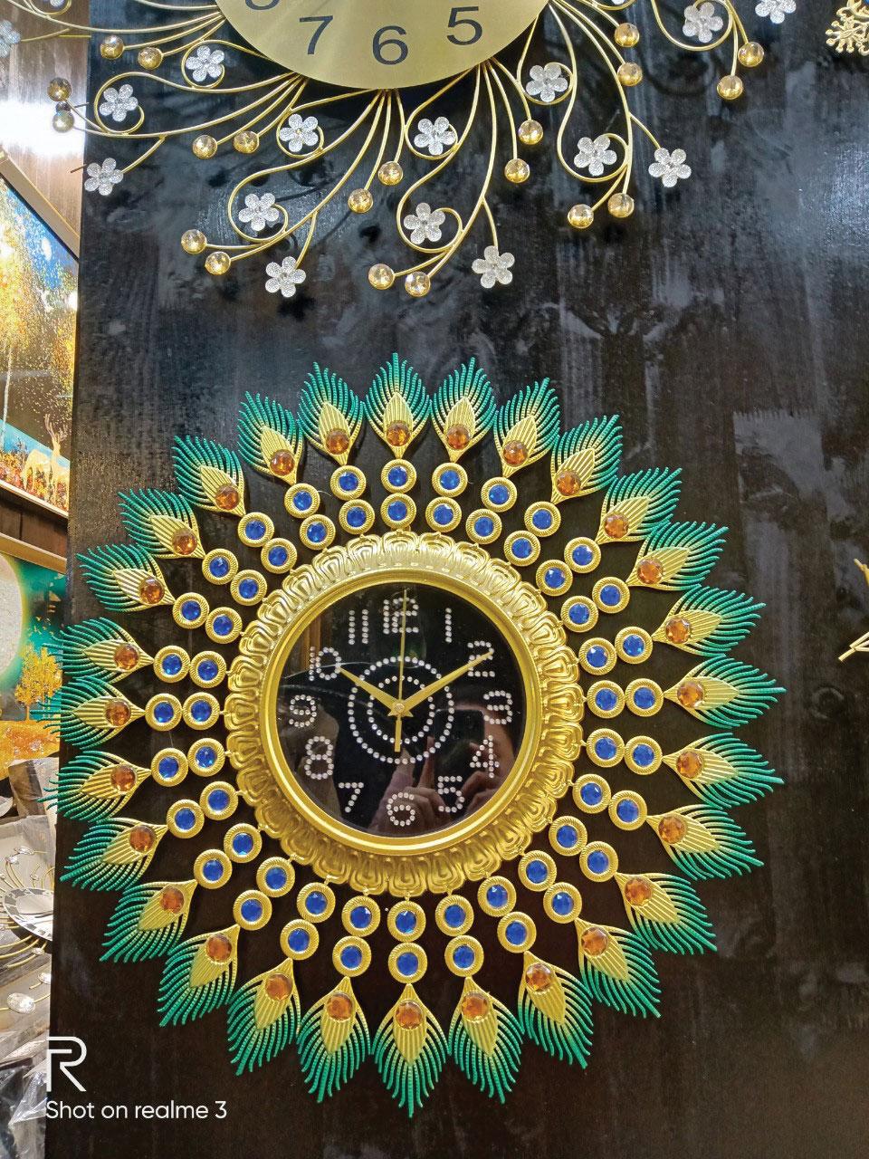 Phân loại đồng hồ trang trí