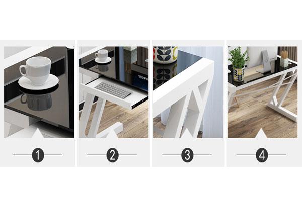 Cấu tạo mặt bàn và khung bàn