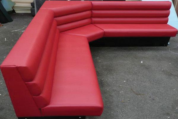 Mẫu số 9 ghế cafe sofa góc