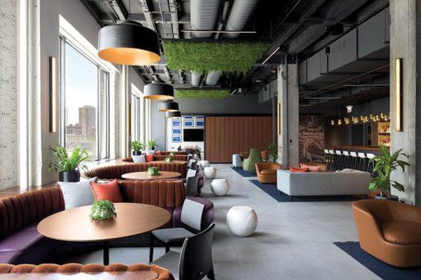 Cách bài trí thiết kế sofa trong quán cafe rất quan trọng