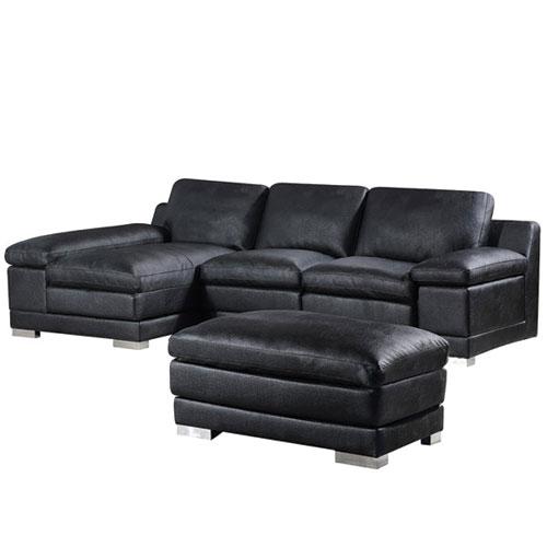 Sofa da cao cấp xuất khẩu CFL-S152
