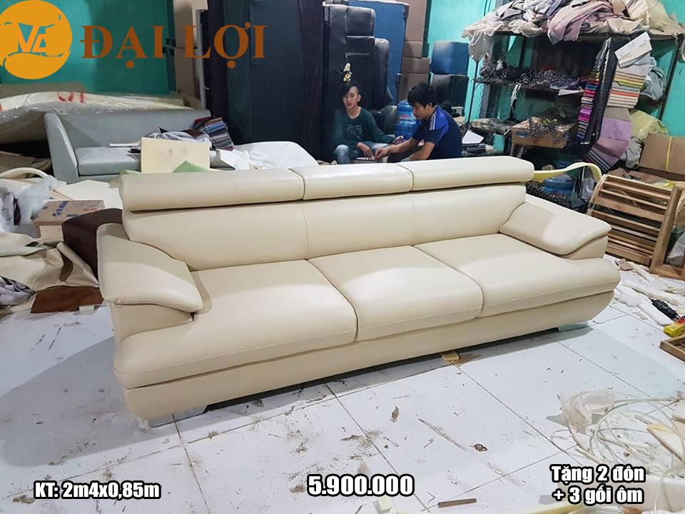 Xưởng sản xuất sofa giá rẻ & bảng giá sofa mới cập nhật